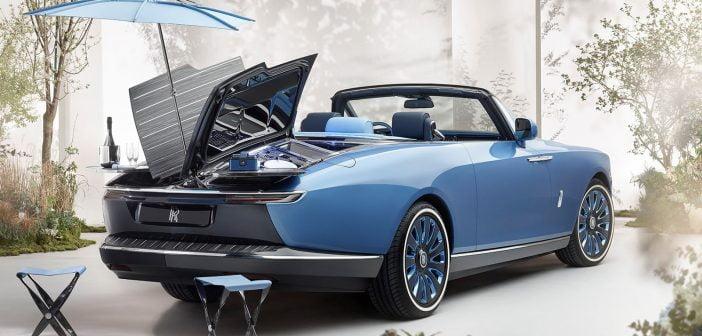 voiture la plus chère du monde Rolls-Royce