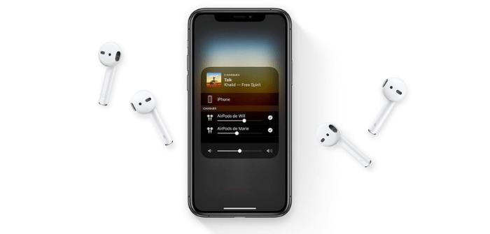 Problèmes avec les écouteurs AirPods d'Apple