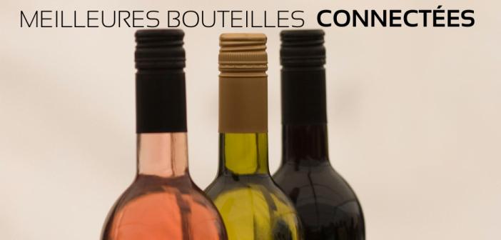 bouteilles connectées
