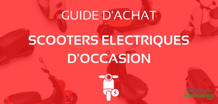 Acheter un scooter électrique d'occasion : Tout ce qu'il faut Savoir