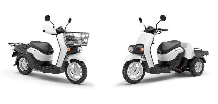 Honda concept scooter électrique