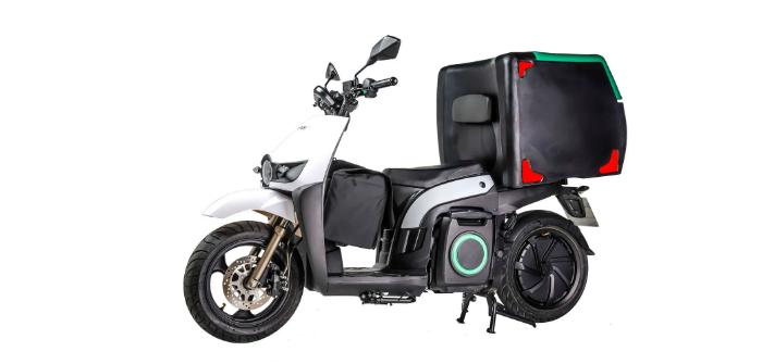 Silence scooter électrique pour professionnel