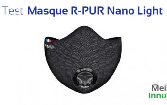 AVIS Test masque R-PUR Nano Light