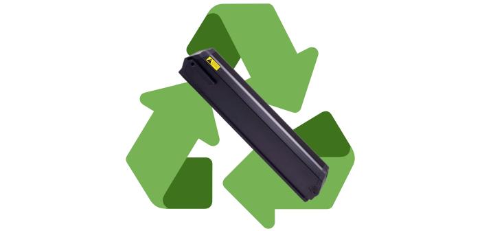 recyclage batterie vélo électrique