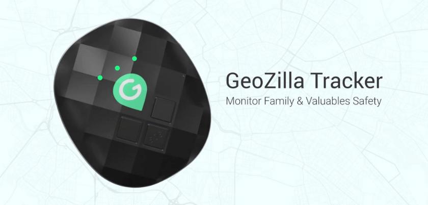 Tracker Geozilla GPS
