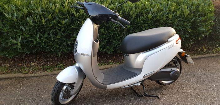 scooter électrique occasion leboncoin