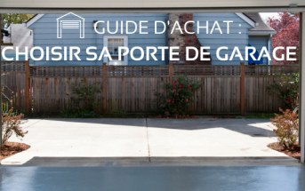 Guide achat choisir porte de garage