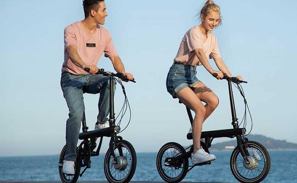 Promotion Xiaomi Mi Smart Electric Folding Bike
