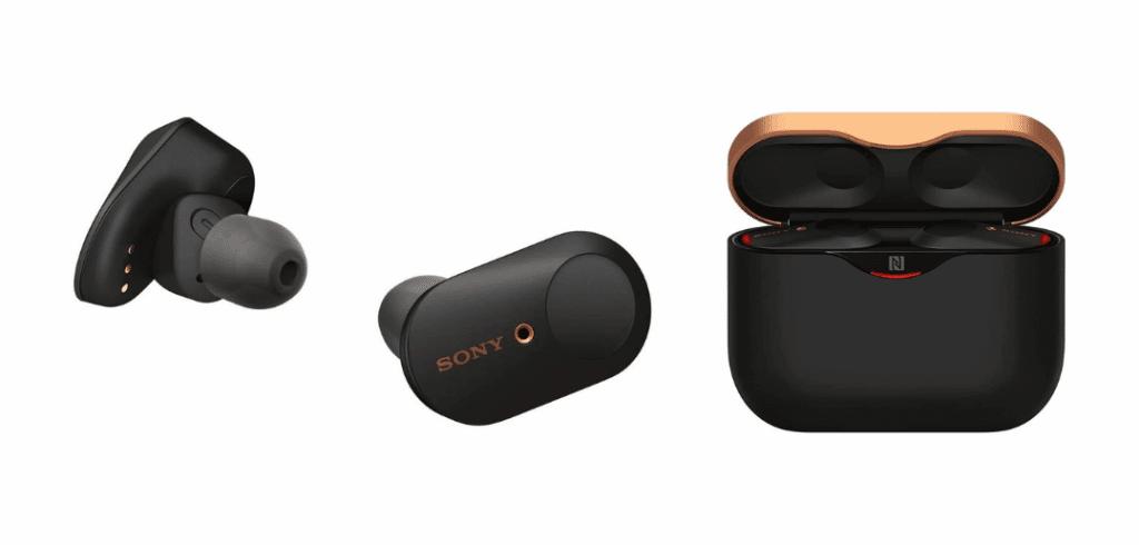 écouteurs true wireless sony wf 1000xm3