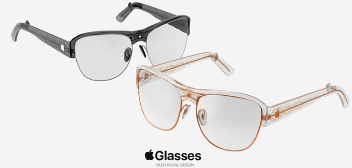 design possible Apple Glass