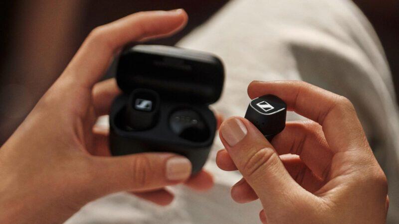 écouteurs true wireless Sennheiser CX 400BT