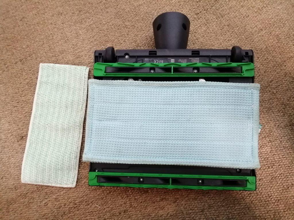 Serpillères Aspirateur sans fil VB100