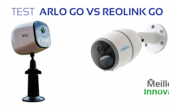 Test Reolink Go VS Arlo Go