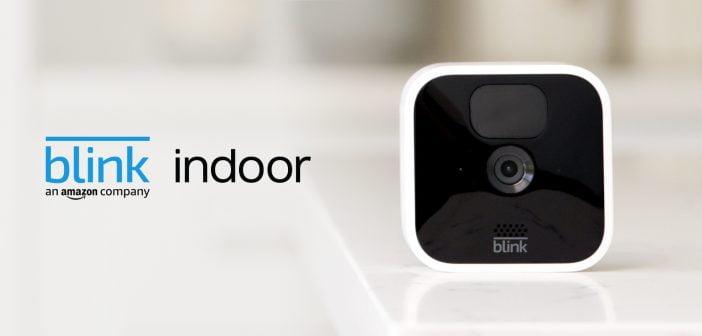 Blink indoor caméra intérieure