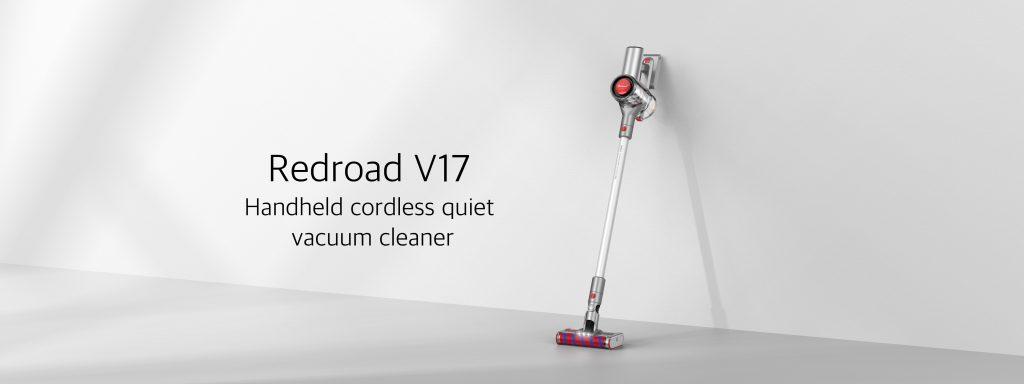 aspirateur sans fil redroad V17