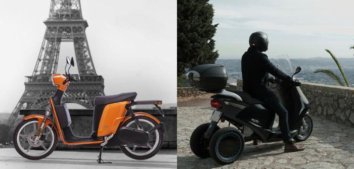 aide marie de Paris / marie de Nice achat scooter électrique