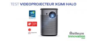 projecteur portable Xgimi Halo