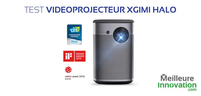 Test vidéoprojecteur XGIMI Halo : qu'il est bon de l'utiliser