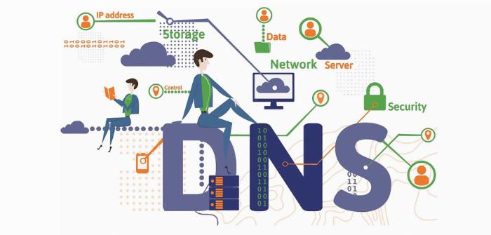 Changer DNS routeur internet