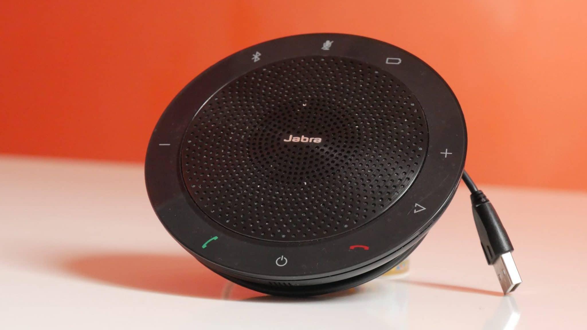 Jabra Speak 510 haut parleur calls et appels