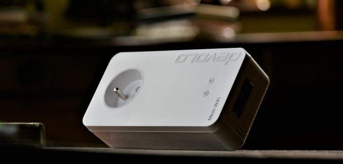 devolo Mesh Wifi 2 imposant mais performant