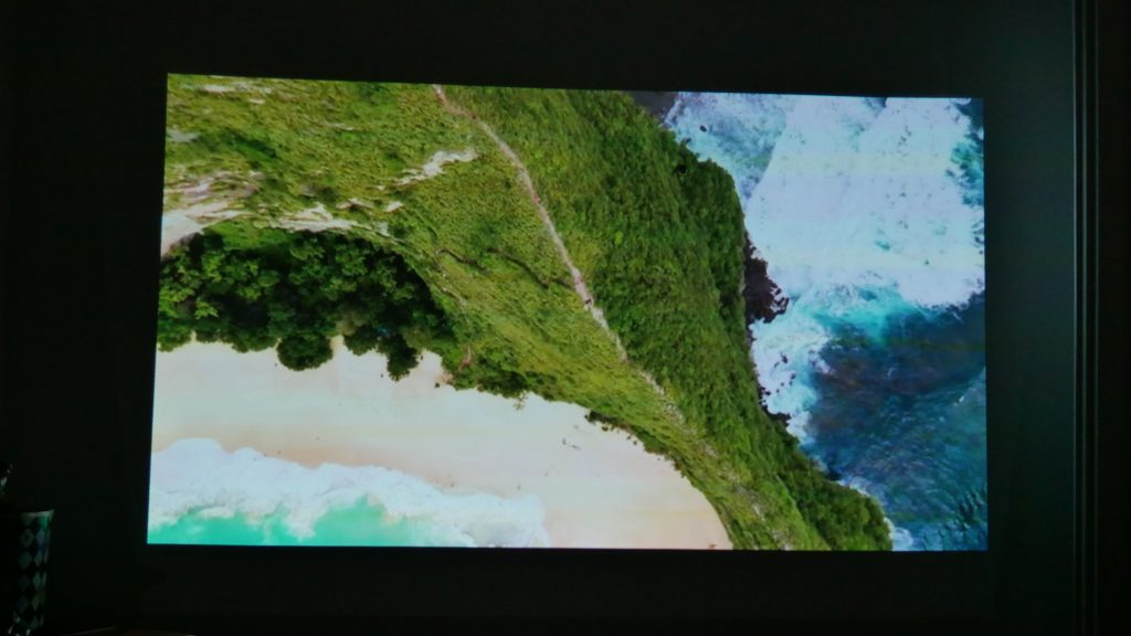 écran vidéo Mars II pro