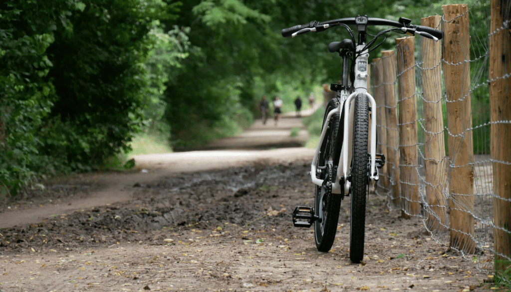 photo du vélo électrique radmission 1 vue de face