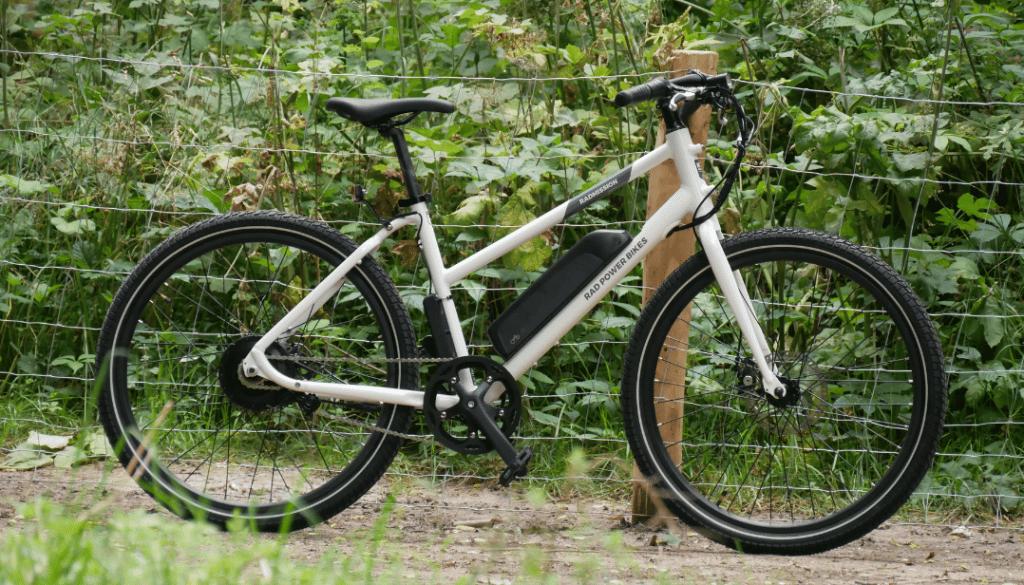 photo du vélo électrique radmission 1  vue de profil