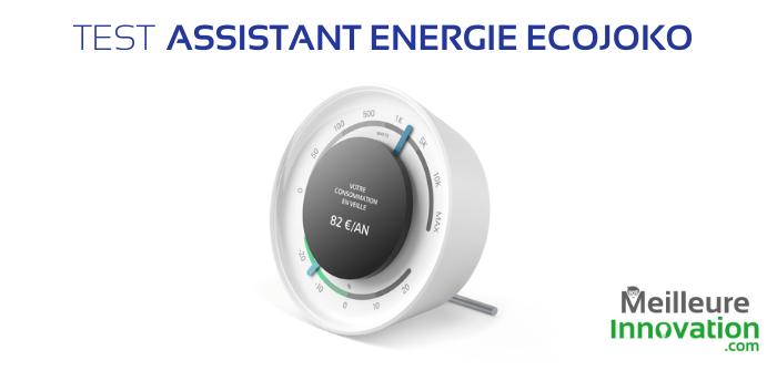 Ecojoko : l'assistant connecté pour optimiser sa consommation d'énergie
