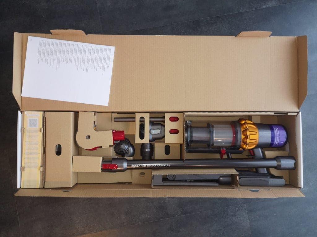 V15 detect absolute boîte