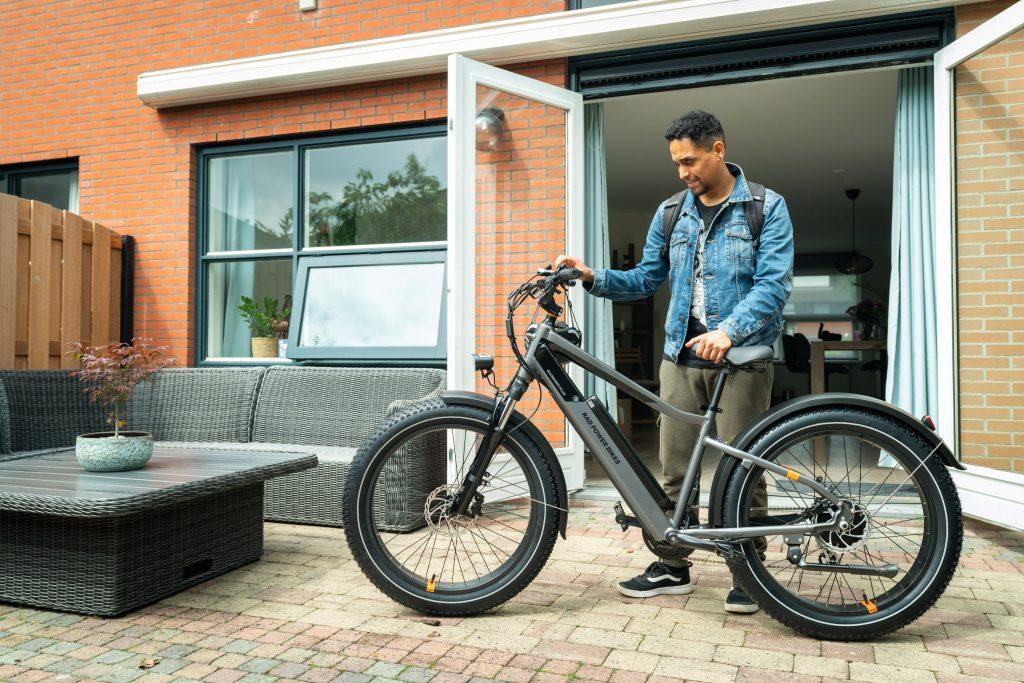 vélo-électrique