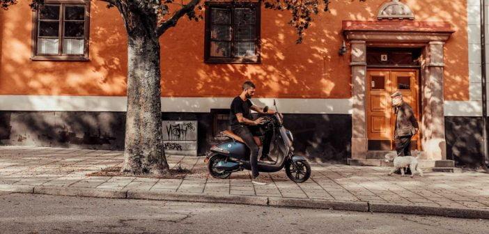 scooter électrique impact écologique ville