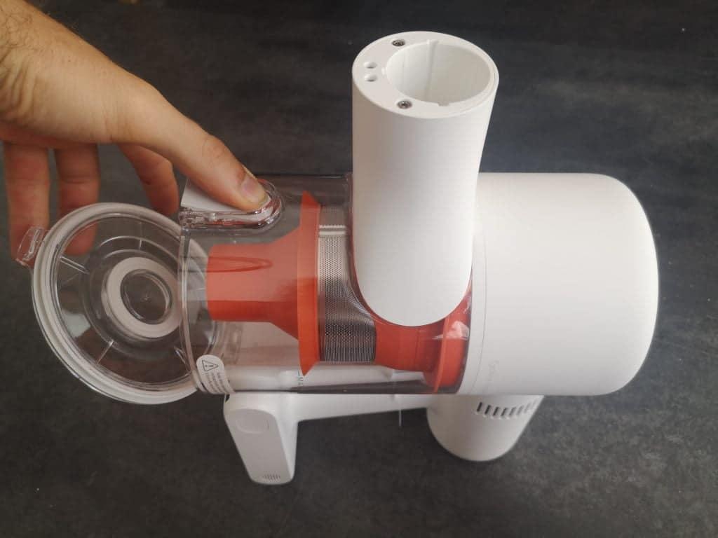 Collecteur de poussière Xiaomi G9