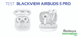 Test blackview airbuds 5 pro