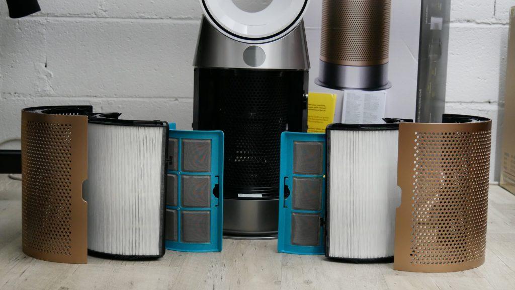 Dyson Purifier Hot+Cool Formaldéhyde purificateur d'air et chauffage
