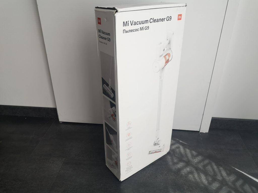 Packaging Mi G9