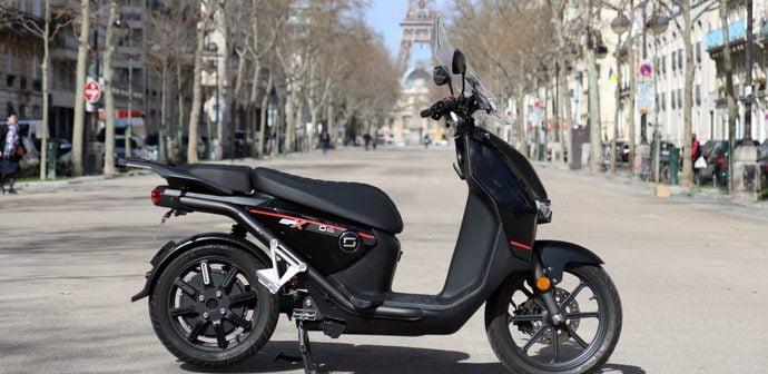 scooter électrique dans grandes agglomérations