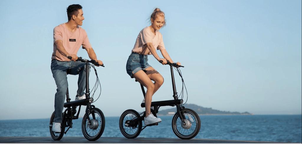 vélo électrique pliable Mi Smart Electric Folding Bike