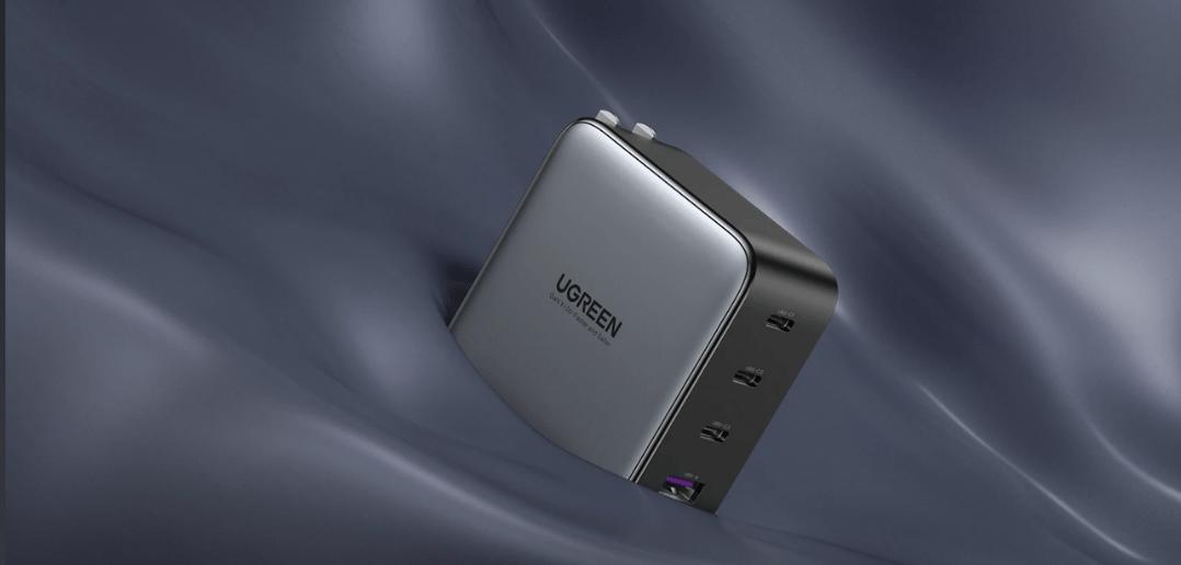 Ugreen Fast Charger 100W: un chargeur surpuissant pour tous vos appareils