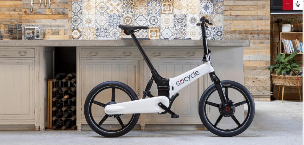 vélo électrique pliable Gocycle G4i+