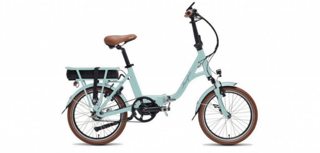vélo électrique pliable beaufort ascento