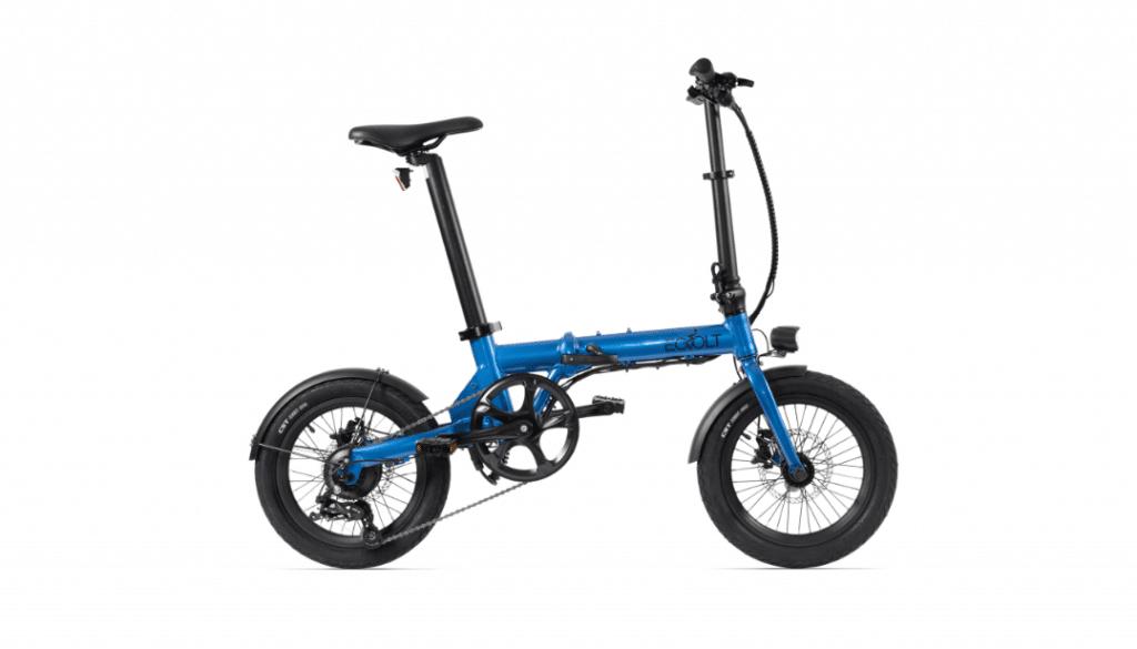 vélo électrique pliable eovolt city 4speed