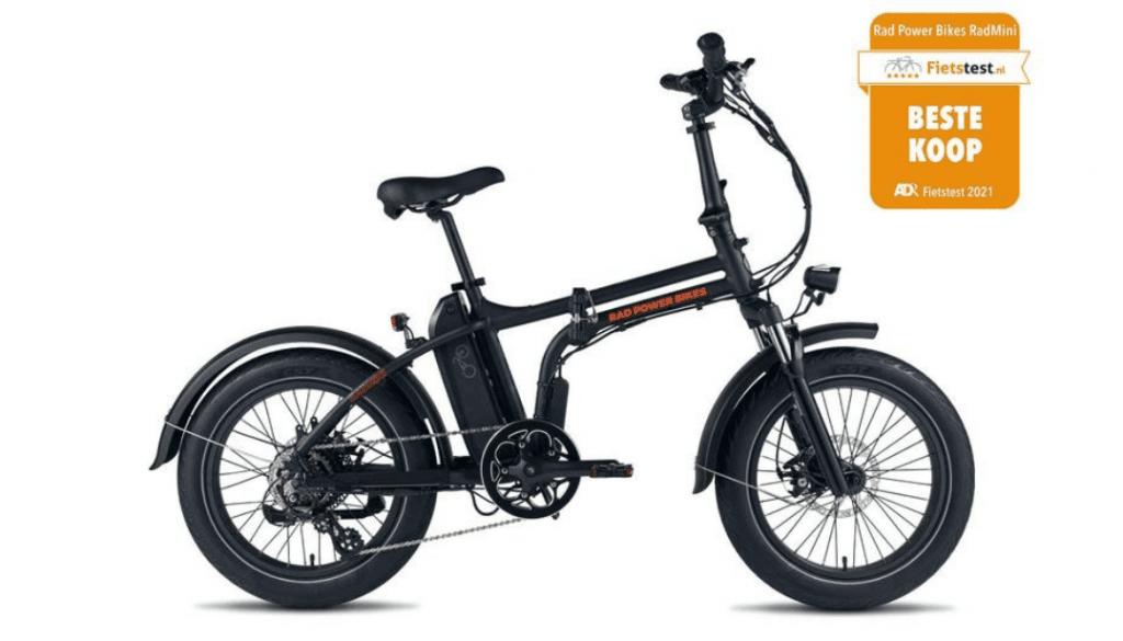 vélo électrique pliable Radmini 4
