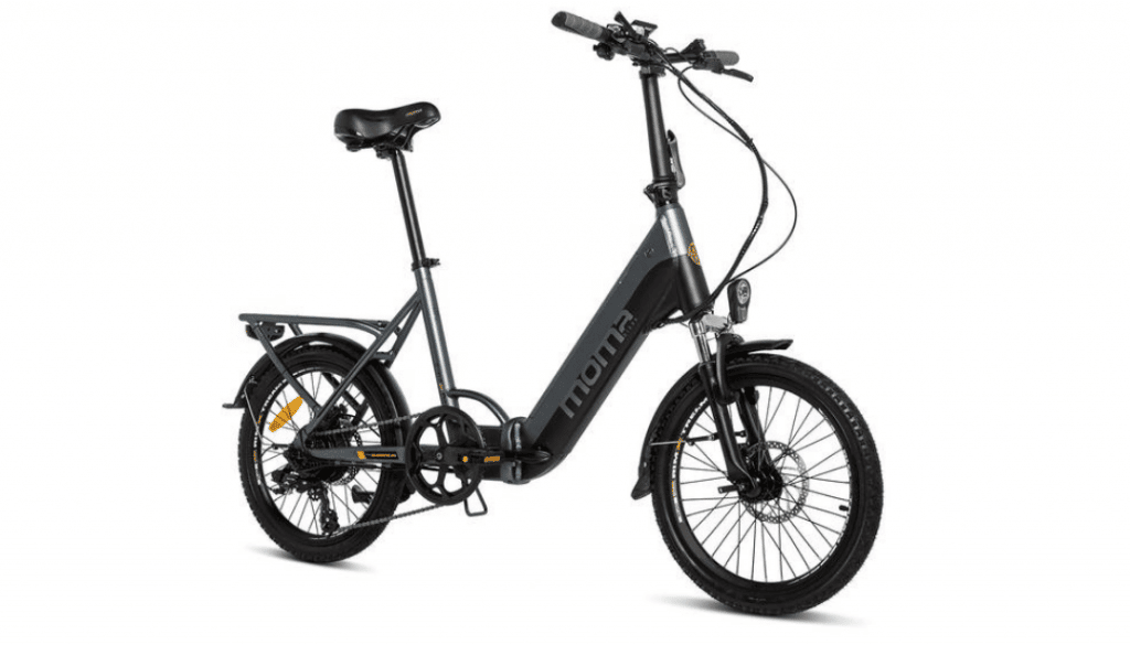vélo électrique pliable Moma Bikes E-Bike 20 pro