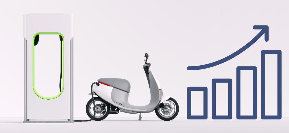 Etude et chiffres 2021 du marché des scooters électriques