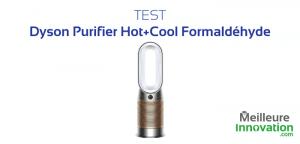 Test Dyson purificateur d'air 3 en 1