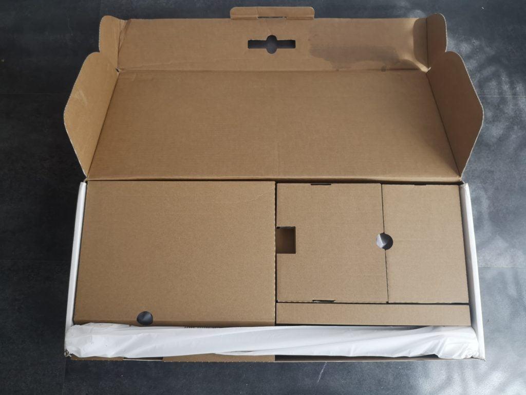 Unboxing Aspirateur balai Xiaomi G9
