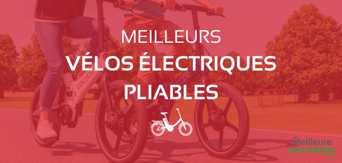 Top 10 des meilleurs vélos électriques pliables