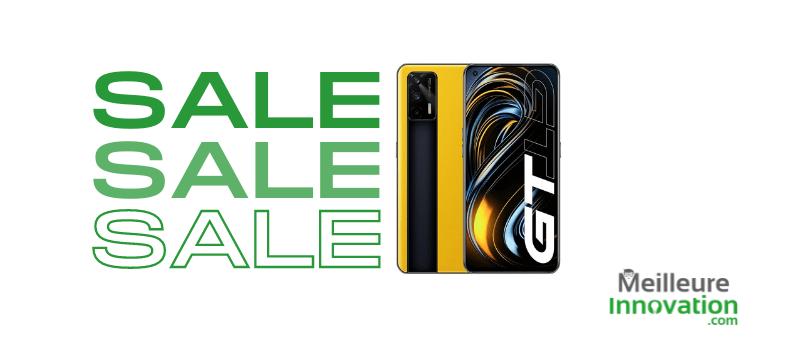 Bon plan : smartphone 5G Realme GT à -29% (367 €) sur AliExpress
