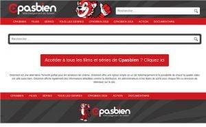 Quelle est la nouvelle adresse officielle du site de torrents cpasbien ?